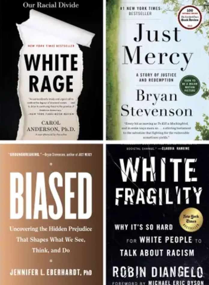 MCFL Racial Justice Book List
